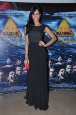 Suzana Rodrigues at Warning film premiere in PVR, Juhu, Mumbai on 26th Sept 2013 (64).JPG