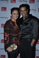 Juhi Babbar, Anup Soni at Li Bai club launch in Mumbai on 27th Sept 2013 (139).JPG