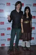 Luke Kenny at Li Bai club launch in Mumbai on 27th Sept 2013 (71).JPG