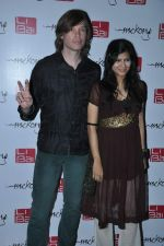 Luke Kenny at Li Bai club launch in Mumbai on 27th Sept 2013 (72).JPG