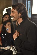 Arjun Rampal at GQ Men of the Year Awards 2013 in Mumbai on 29th Sept 2013(500).JPG
