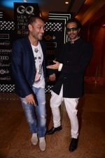 Arjun Rampal, Abhishek Kapoor at GQ Men of the Year Awards 2013 in Mumbai on 29th Sept 2013 (815).JPG