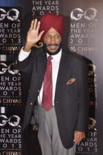 Milkha Singh at GQ Men of the Year Awards 2013 in Mumbai on 29th Sept 2013(681).JPG