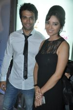 Rithvik Dhanjani, Asha Negi at the Launch of Telly Calendar 2014 in Mumbai on 29th Sept 2013 (39).JPG