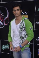 Shiv Pandit at NBA Jam finals in Mehboob, Mumbai on 29th Sept 2013 (28).JPG