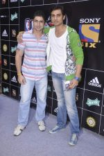 Shiv Pandit at NBA Jam finals in Mehboob, Mumbai on 29th Sept 2013 (29).JPG