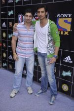 Shiv Pandit at NBA Jam finals in Mehboob, Mumbai on 29th Sept 2013 (30).JPG