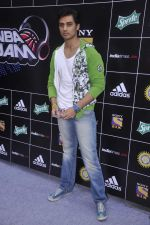 Shiv Pandit at NBA Jam finals in Mehboob, Mumbai on 29th Sept 2013 (32).JPG