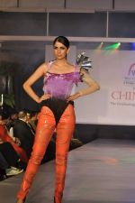 Model on the ramp for Chimera fashion show for students in Mumbai on 30th Sept 2013 (41).JPG