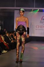 Model on the ramp for Chimera fashion show for students in Mumbai on 30th Sept 2013 (43).JPG