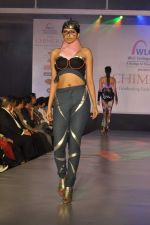 Model on the ramp for Chimera fashion show for students in Mumbai on 30th Sept 2013 (45).JPG