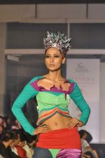Model on the ramp for Chimera fashion show for students in Mumbai on 30th Sept 2013 (48).JPG