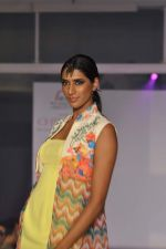 Model on the ramp for Chimera fashion show for students in Mumbai on 30th Sept 2013 (54).JPG