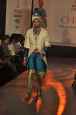 Model on the ramp for Chimera fashion show for students in Mumbai on 30th Sept 2013 (64).JPG