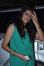 Bhavana Balsaver at Besharam special screening in PVR, Mumbai on 1st Oct 2013 (74).JPG