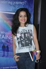 Chitrashi Rawat at novelist Anurag Anand_s book launch in Landmark, Mumbai on 1st Oct 2013 (20).JPG