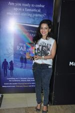 Chitrashi Rawat at novelist Anurag Anand_s book launch in Landmark, Mumbai on 1st Oct 2013 (14).JPG