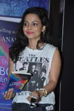 Chitrashi Rawat at novelist Anurag Anand_s book launch in Landmark, Mumbai on 1st Oct 2013 (23).JPG
