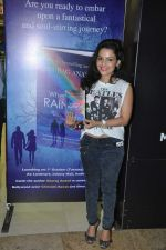 Chitrashi Rawat at novelist Anurag Anand_s book launch in Landmark, Mumbai on 1st Oct 2013 (25).JPG