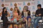 Ekta Kapoor, Rajat Tokas,  Paridhi Sharma launches Jodha Akbar in Novotel, Mumbai on 1st Oct 2013 (2).JPG