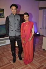 Keerti Nagpure, Rafi Malik at Sony_s Nandini serial launch in J W Marriott,  Mumbai on 1st Oct 2013 (53).JPG