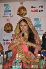 Paridhi Sharma launches Jodha Akbar in Novotel, Mumbai on 1st Oct 2013 (41).JPG