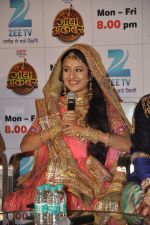Paridhi Sharma launches Jodha Akbar in Novotel, Mumbai on 1st Oct 2013 (42).JPG