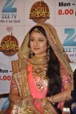 Paridhi Sharma launches Jodha Akbar in Novotel, Mumbai on 1st Oct 2013 (46).JPG