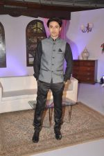 Rafi Malik at Sony_s Nandini serial launch in J W Marriott,  Mumbai on 1st Oct 2013 (73).JPG
