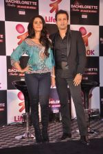 Mallika Sherawat, Rohit Roy at preview of Life Ok Bachelorette India launch in Trident, Mumbai on 3rd Oct 2013 (7).JPG