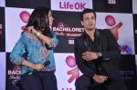 Mallika Sherawat, Rohit Roy at preview of Life Ok Bachelorette India launch in Trident, Mumbai on 3rd Oct 2013 (8).JPG