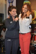 Nisha Harale at Binge sessions in association with Leena Mogre in Leena Mogre_s gym in Bandra on 3rd Oct 2013 (23).JPG