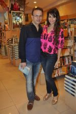 Shaheen Abbas at Meghna Pant_s book launch in Crossword, Mumbai on 3rd Oct 2013 (30).JPG