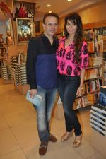 Shaheen Abbas at Meghna Pant_s book launch in Crossword, Mumbai on 3rd Oct 2013 (32).JPG
