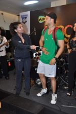 Siddharth Bharadwaj at Binge sessions in association with Leena Mogre in Leena Mogre_s gym in Bandra on 3rd Oct 2013 (20).JPG