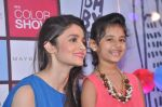 Alia Bhatt launches Maybelline_s new color range in Phoenix Mills, Mumbai on 5th Oct 2013 (59).JPG