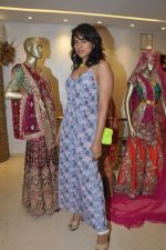 Sameera Reddy at Neeta Lulla_s Bridal collection in Mumbai on 5th Oct 2013 (180).JPG
