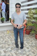Jimmy Shergill at a real estate project launch in Khapoli, Mumbai on 6th Oct 2013 (35).JPG
