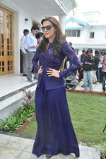Neha Dhupia at a real estate project launch in Khapoli, Mumbai on 6th Oct 2013 (64).JPG