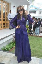 Neha Dhupia at a real estate project launch in Khapoli, Mumbai on 6th Oct 2013 (67).JPG