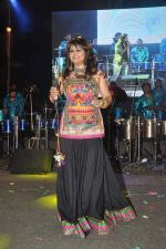 Pritty Pinky at Dandia Celebration in Andheri, Mumbai on 6th Oct 2013 in  (81).JPG