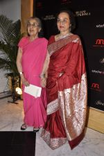 Asha Parekh at Abu Jani_s The Golden Peacock show for Sahachari Foundation in Mumbai on 7th Oct 2013 (66).JPG