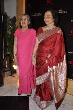 Asha Parekh at Abu Jani_s The Golden Peacock show for Sahachari Foundation in Mumbai on 7th Oct 2013 (67).JPG
