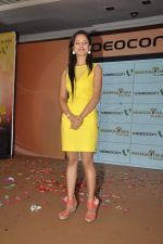 Puja Banerjee at the launch of Govinda_s music album Gori Tere Naina in Mumbai on 7th Oct 2013 (63).JPG