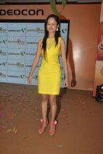 Puja Banerjee at the launch of Govinda_s music album Gori Tere Naina in Mumbai on 7th Oct 2013 (64).JPG