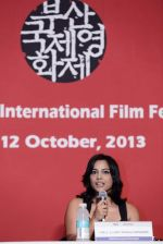 Shahana Goswami at Busan Film Festival in Korea on 7th Oct 2013 (4).jpg