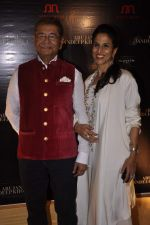 Shobha De at Abu Jani_s The Golden Peacock show for Sahachari Foundation in Mumbai on 7th Oct 2013 (47).JPG