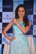 Shraddha Kapoor launches the exquisite Raga Pearls collection of watches in Mumbai on 7th Oct 2013 (14).JPG