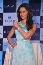 Shraddha Kapoor launches the exquisite Raga Pearls collection of watches in Mumbai on 7th Oct 2013 (15).JPG