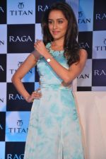 Shraddha Kapoor launches the exquisite Raga Pearls collection of watches in Mumbai on 7th Oct 2013 (16).JPG